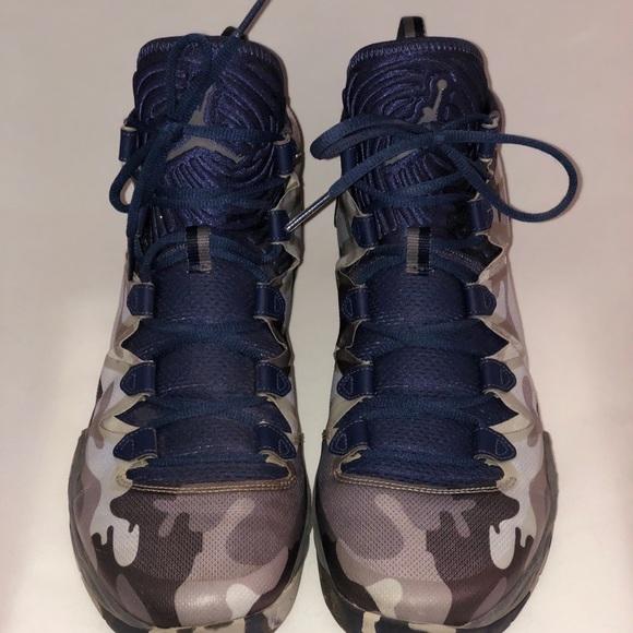 d8aa16f73323 Nike Air Jordan XX8 SE - Georgetown Camo Size 12. M 5c48f75f035cf1a3c22171f1